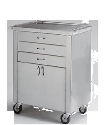 Pedigo Cardiac & Anesthetist Cabinet, P-7202