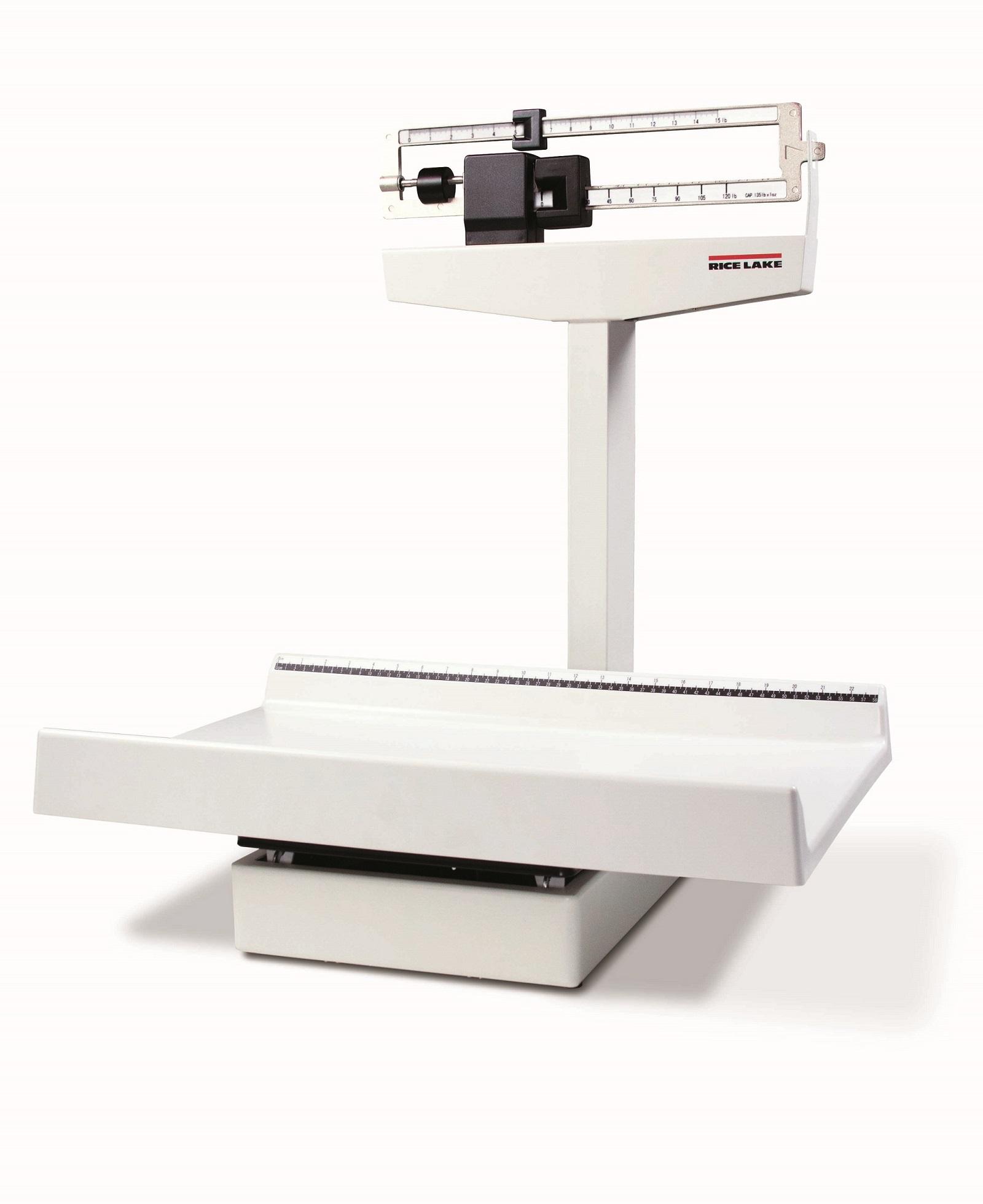 Rice Lake 131471 RL-MIS Mechanical Baby Scale 20 kg x 100 grams