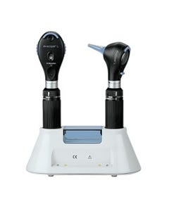 Riester LED Otoscope / Ophthalmoscope Rechargable Diagnostic Set