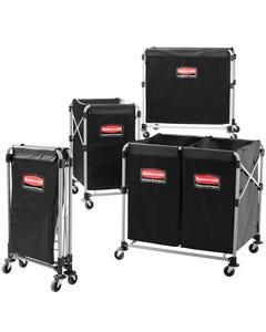 Rubbermaid xcarts