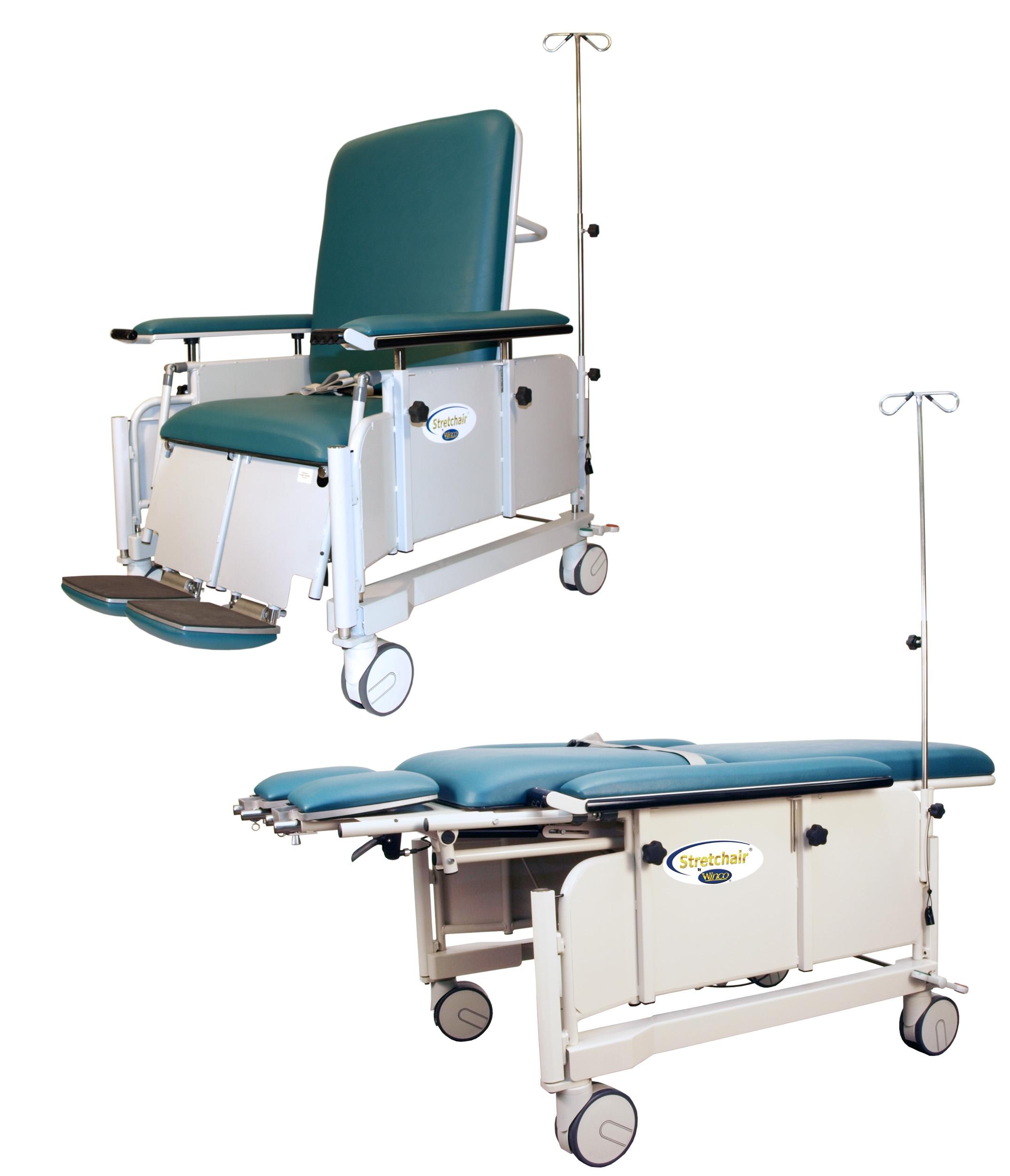 Winco S750 Stretchair