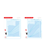 seca 4060B Growth Charts for Boys Aged 2-20 Years