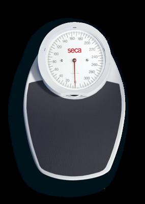 seca 7501319003 flat dial scale, lb/kg