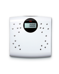 seca sensa Digital Non-Medical Scale with Body Fat and Body Water Analysis