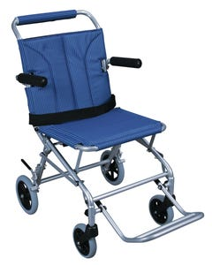 Drive sl18 Super Light Folding Transport Wheelchair with Carry Bag