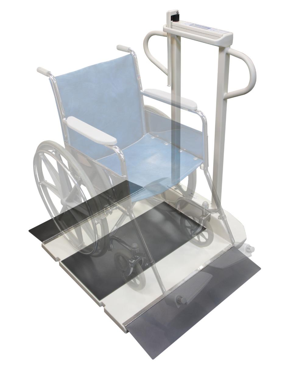 SR Scales SR755i Multi-purpose Wheelchair Scale
