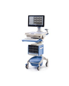 TouchPoint Medical AccessRX MD Computer Cart