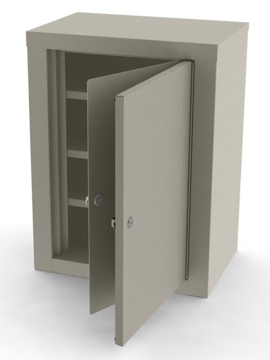 UMF Medical 7780 Double Door Narcotics Storage Locker