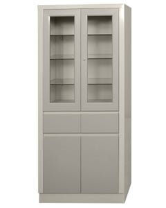 UMF Medical 7142 Large Instrument / Storage and Supply Cabinet