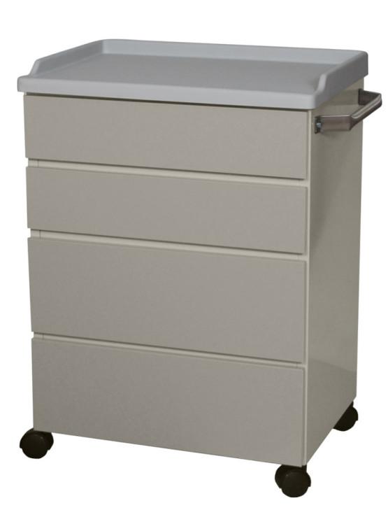 UMF Medical 6204 Mobile Treatment Cabinet