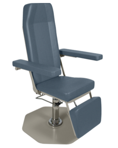 UMF Medical 8675 Phlebotomy Chair with Foot Operated Pump