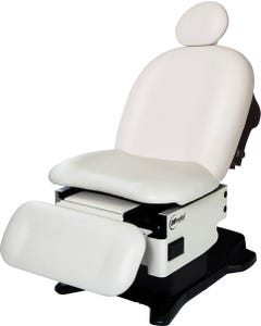 UMF Medical Power Podiatry/Wound Care Procedure Chair, Hand Control, Base and Fire Rated Top, 5016-650-100F