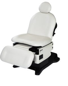 UMF Medical Power Procedure Chair, Hand Control, Base and Fire Rated Top, 4010-650-100F