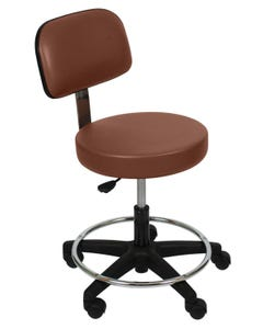 UMF Medical 6740 Ultra Comfort Stool with Back