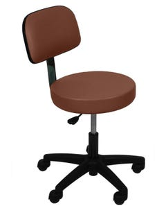 UMF Medical 6746 Ultra Comfort Stool with Back