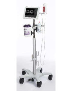 Vitacon 100525C6 VitaScan LT Bladder Scanner W/ Medical Grade LED Tablet & Pole Cart