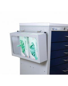 Waterloo Glove Box / Mask Holders to Attach to Carts
