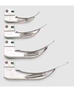 Welch Allyn 690 Series MacIntosh - Fiber Optic Laryngoscope Blades