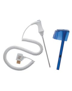 Welch Allyn Oral Temperature Probe and Well Assembly, 02893-000