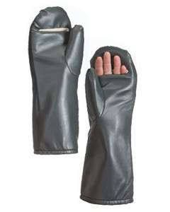 Wolf X-Ray 12410 Slitted Mittens