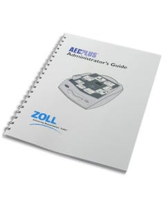 Zoll AED Plus Administrators Manual, 9650-0301-01