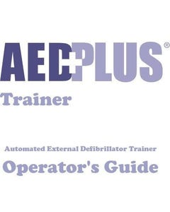 Zoll Replacement Trainer Operator's Guide, 9650-0304-01